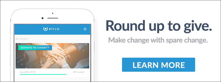 Mylo Round Up Canada Helps